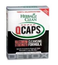 q-caps detox kit