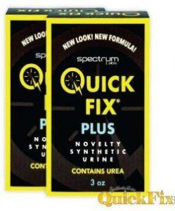 quick fix synthetic urine