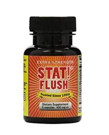 stat flush detox caps