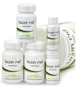toxin rid best THC detox kit