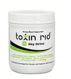 10 day toxin rid detox pills