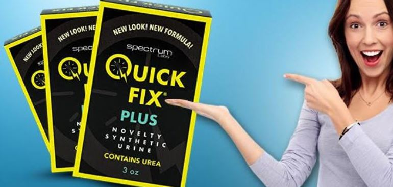 quick fix synthetic urine near me