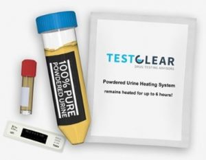 TestClear Powdered Urine Kit